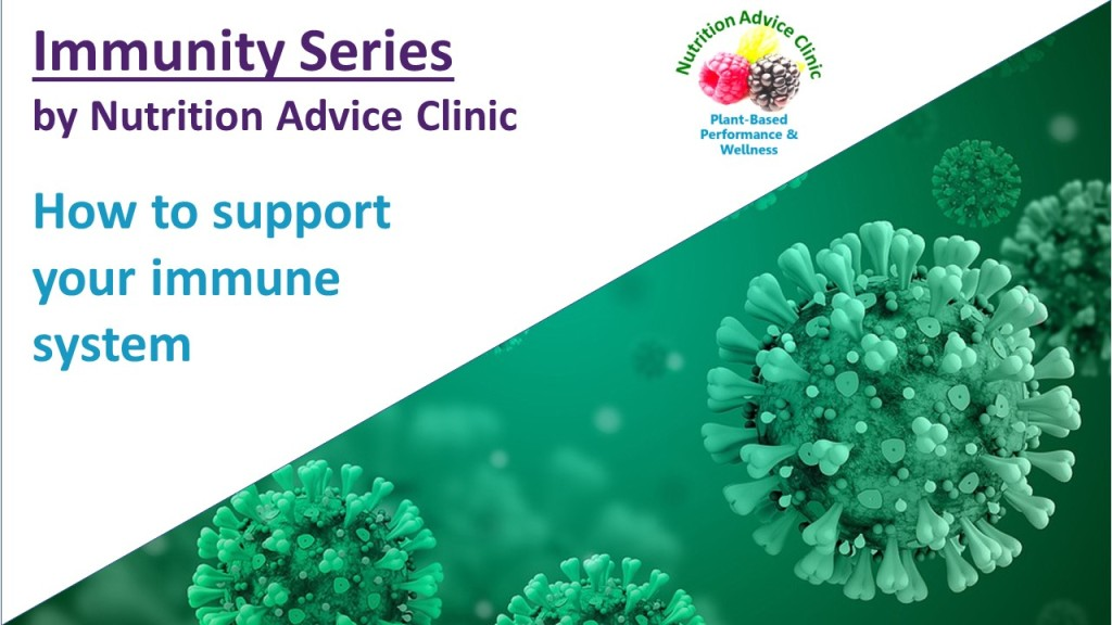 Immunity Series by Nutrition Advice Clinic