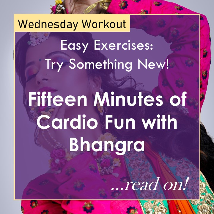 Bhangra Cardio Workout for Diabetes, by Nutrition Advice Clinic